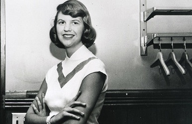 386_sylvia-plath-flickr